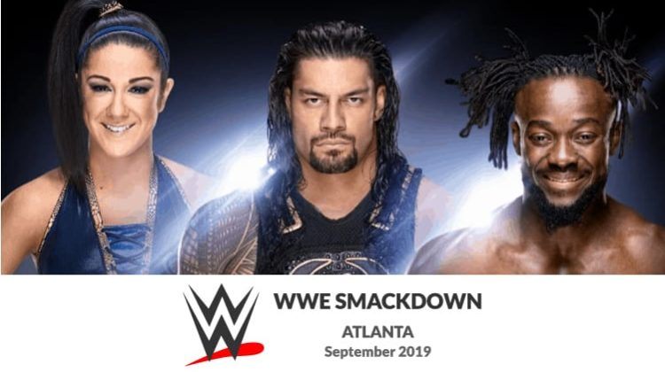 Watch WWE SmackDown in Atlanta for Free with these Top 3 Kodi Addons