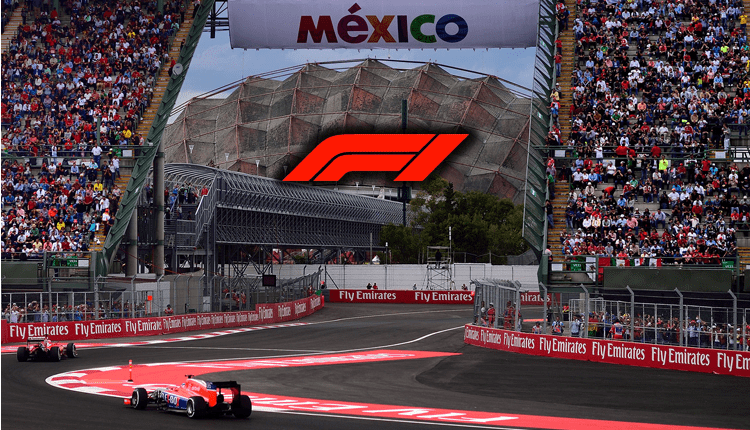 Watch Mexican Formula 1 Grand Prix online using the right Kodi Addons