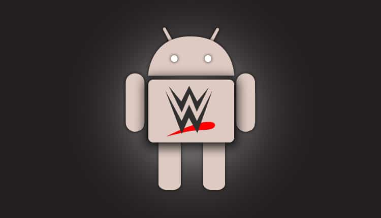 Sports Fusion WWE News Edition application for Android Phones