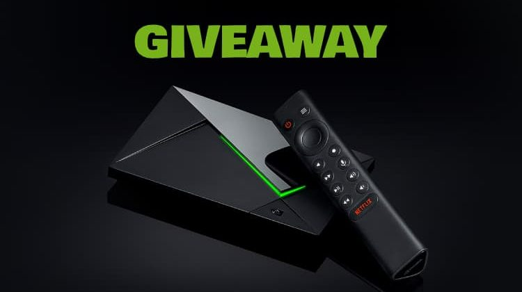 free nvidia shield tv pro 2019 giveaway