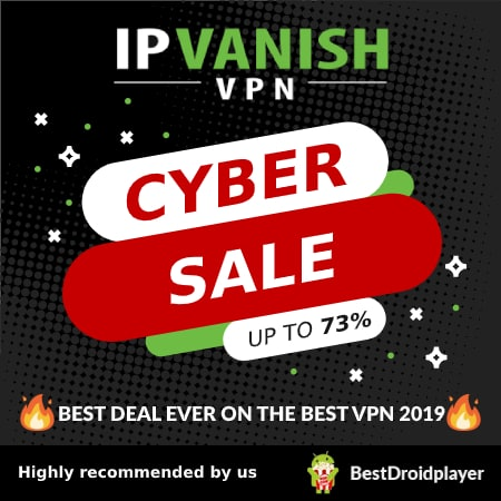 ipvanish cyber deal