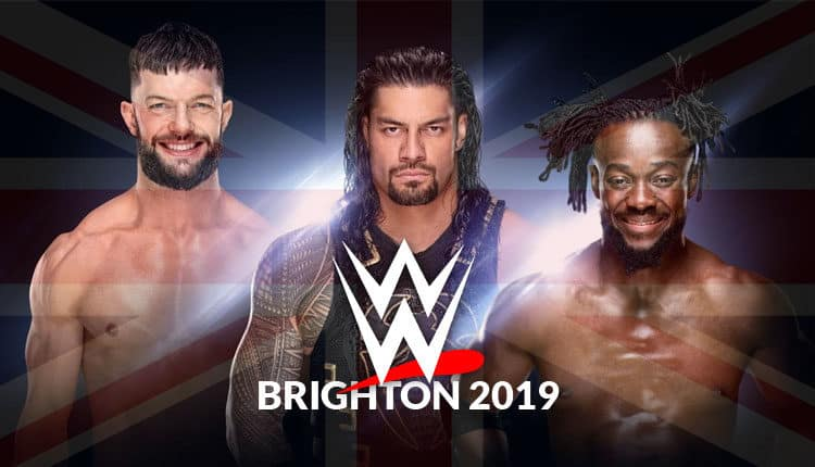 Watch WWE Live in Brighton with Kodi Addons for free