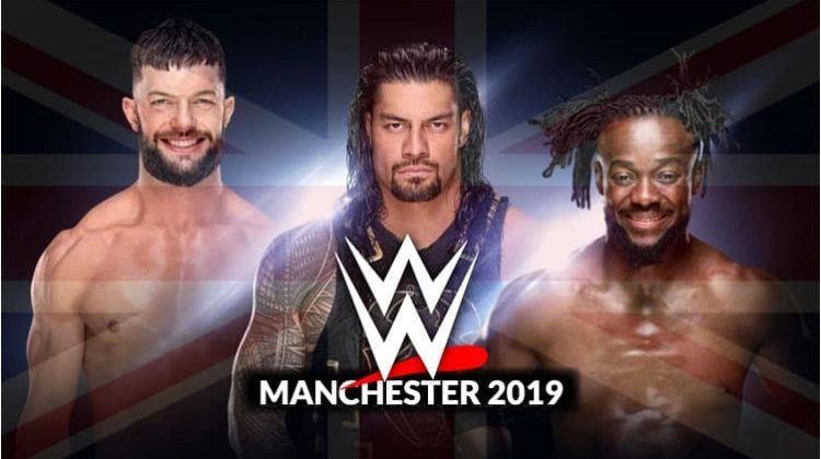 Watch WWE in Manchester with the Best Kodi streaming Addons