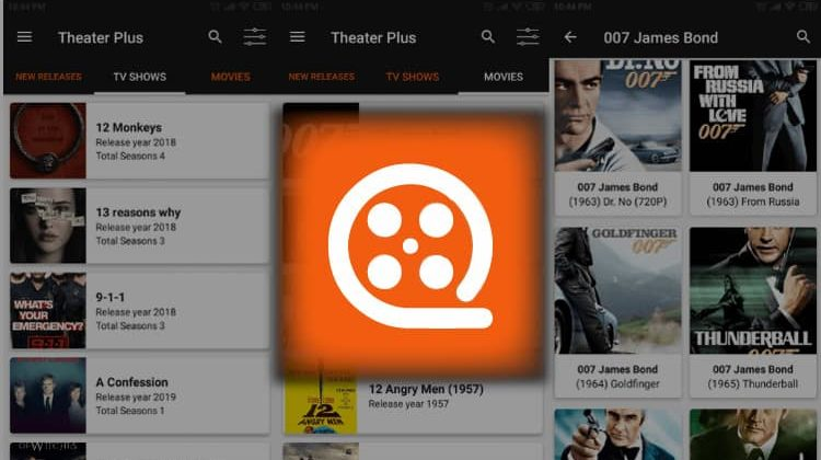How to Install Theater Plus Apk on Firestick: Free One-click play app