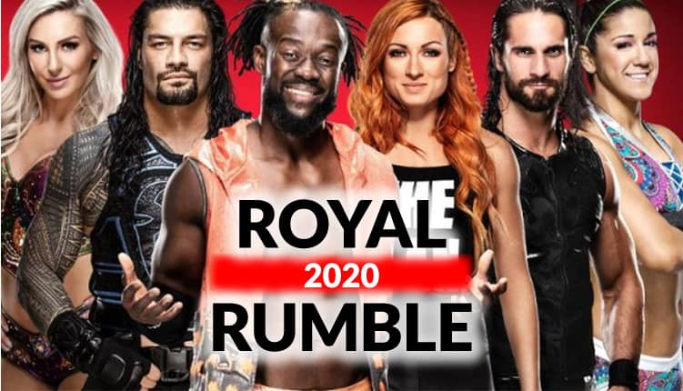 How to watch WWE ROYAL RUMBLE 2020 Live on Kodi