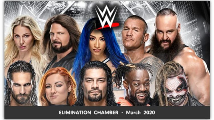 How to Watch WWE Elimination Chamber 2020 on Firestick and Kodi