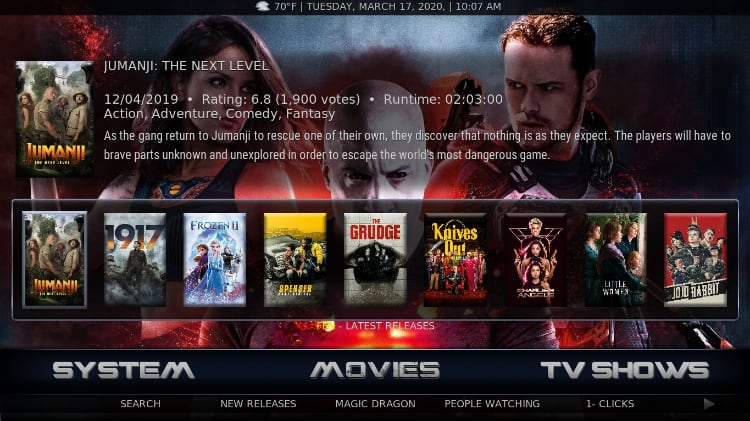Enjoy Good Movies and TV Shows on Kodi after the BK Nox Build on Kodi