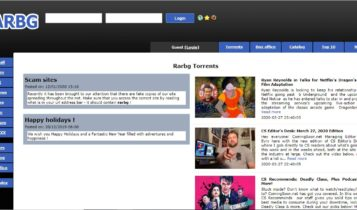 RARBG is super easy to navigate and find the desired content