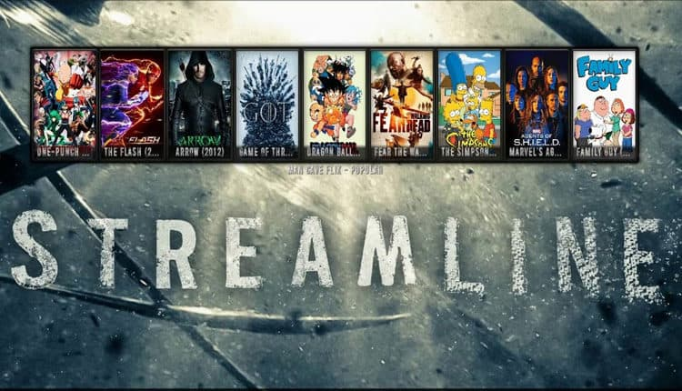 How to Install Streamline Kodi Build. A Build for 1click Movies TV Shows and Sports