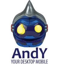 Andy emulator is built to give you a full-featured Android experience on your desktop