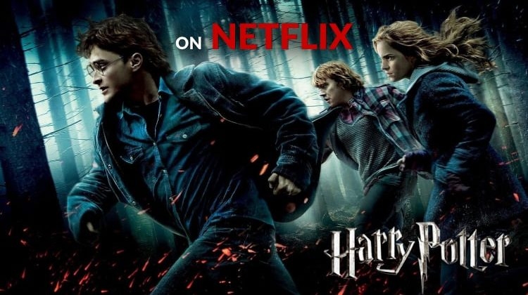 watch harry potter on Netflix