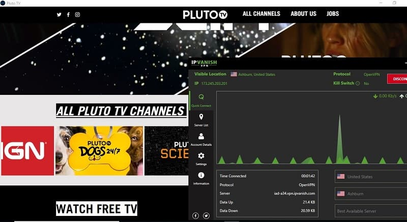 How to watch Pluto TV outside the US