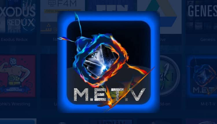 How to Install M.E.T.V Kodi Addon: an all-in-one of quality