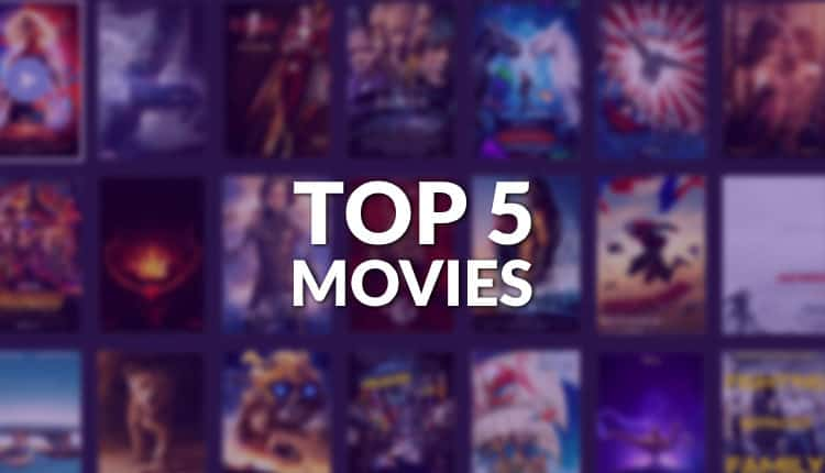top 5 movies to watch in HD during covid lockdown