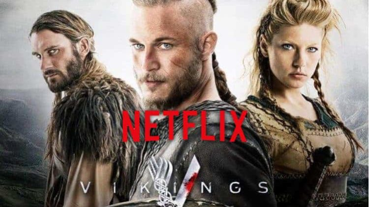 How to Watch Vikings on Netflix if it isn't Available in Your Country