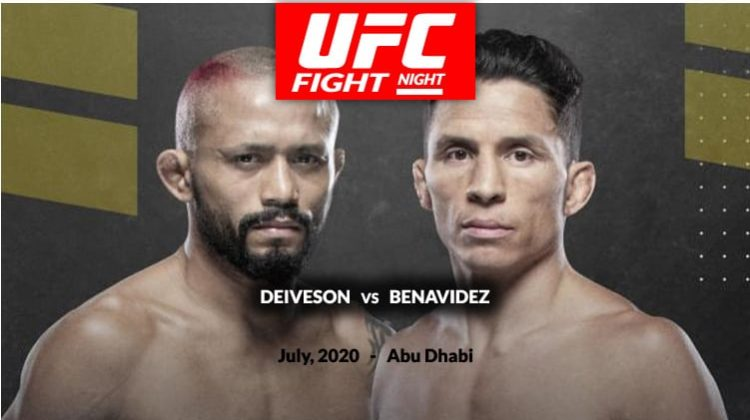 Watch UFC Fight Night Deiveson vs Benavidez on Kodi for Free