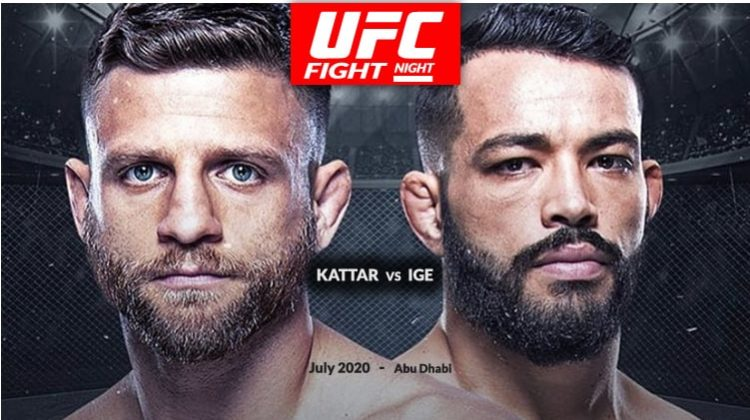 How to Watch UFC Fight Night Kattar vs Ige on Kodi for free
