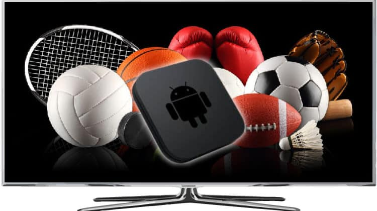How to watch Live Sports on Android Smart TV with the best addons and apps