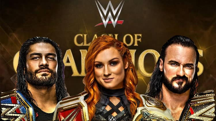 Watch WWE Clash of Champions 2020 for Free Online: Best Kodi Addons