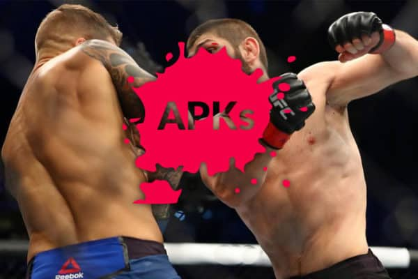 Best APKs to watch UFC fights Live for free on your streaming device