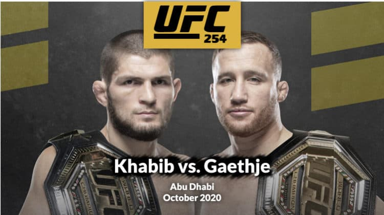Watch UFC 254 Khabib vs Gaethje with the Best Kodi Addons