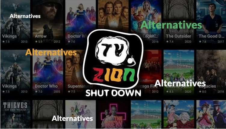 Best alternatives to TVZion now that the streaming app is shut down
