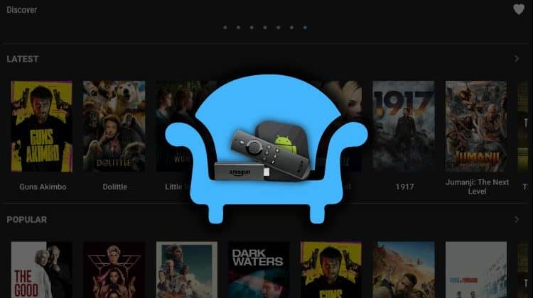 Install Sofa TV APK on Firestick & Android TV for quality streams