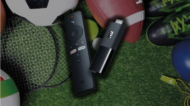 Two methods on how to watch live sports on Xiaomi Mi Stick for free