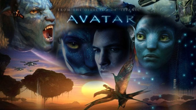 Avatar (2009) a movie to download in 3D