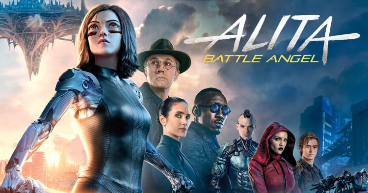 Alita Battle Angel is one of the Best 3D Movies to download