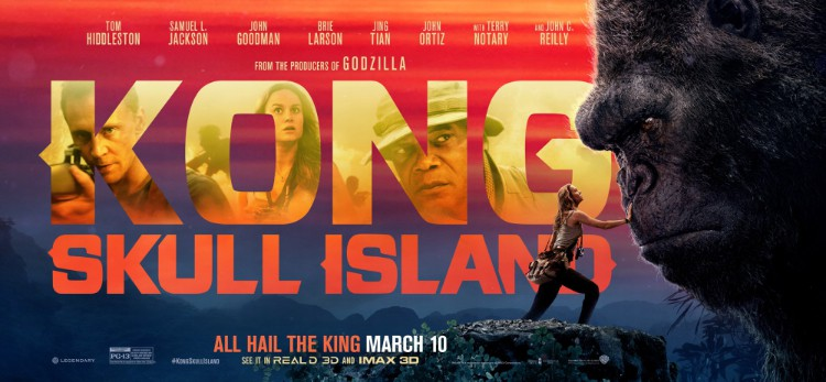 Kong: Skull Island (2017) a 3D wow effects film to download