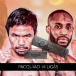 watch Pacquiao vs Ugás on Firestick for free