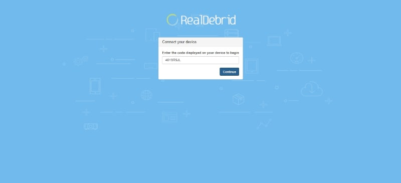 Setting up Real-Debrid on Syncler
